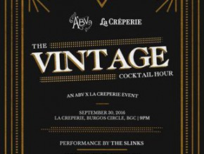 The Vintage Cocktail Hour by ABV
