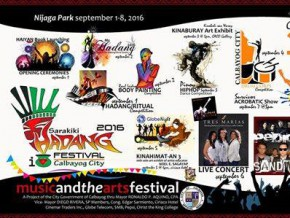 Sarakiki Hadang Festival: A dance festival for the ages