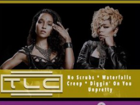 TLC and SWV live in Manila this November