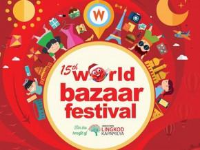 World Bazaar Festival 2016 on Dec 3-23
