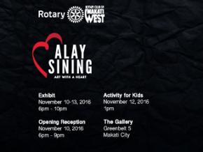 Alay Sining 9
