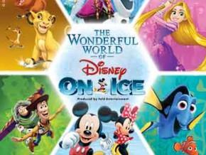 The Wonderful World of Disney on Ice on Dec 25–Jan 4