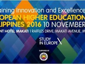 European Higher Education Fair Philippines 2016