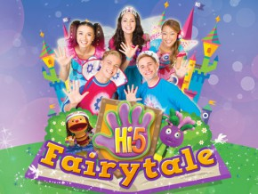 'Hi-5 Fairytale' in Manila 2016