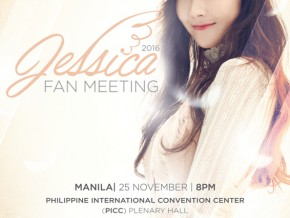 K-Pop Idol Jessica Jung to hold first solo fan meeting in Manila