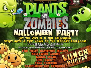 List of Halloween events for kids in Manila