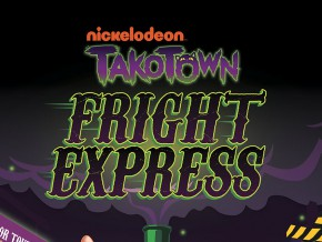 Nickelodeon Takotown Fright Express