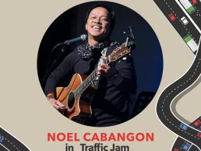 Noel Cabangon performs in 'Traffic Jam' on Oct. 21