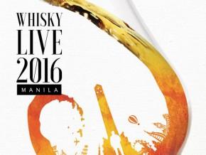Whisky Live Manila 2016