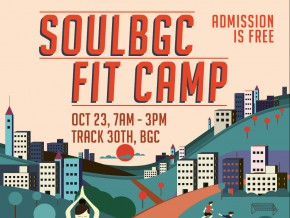SoulBGC Fit Camp set for Oct 23