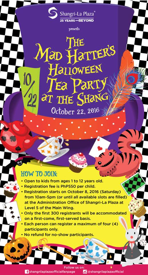 List of Halloween events for kids in Manila | Philippine Primer