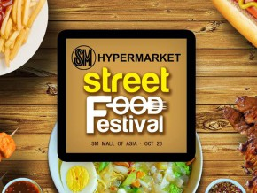 Streetfood Festival at SM Mall of Asia