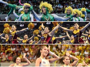 UAAP Cheerdance Competition on November 19