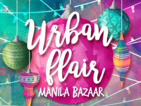 Urban Flair Manila Bazaar: A pre-Christmas shopping fair