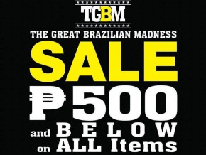The Great Brazilian Madness Sale