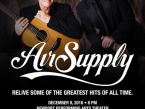 Air Supply live in Manila on December 8, 2016
