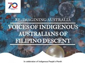 "Australian Ambassador Amanda Gorely to grace book launch of ""Re-Imagining Australia: Voices of Indigenous Australians of Filipino Descent"""