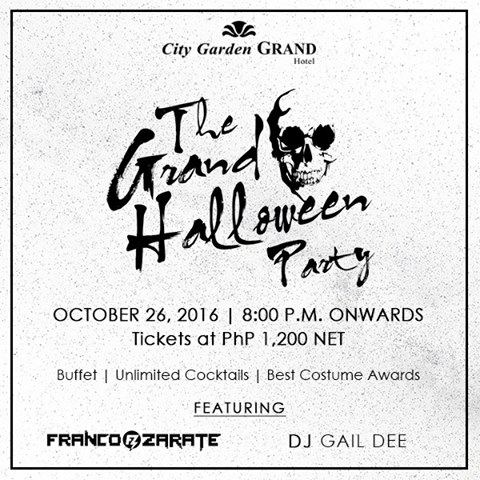 List Of Upcoming Halloween Events For Adults Philippine Primer