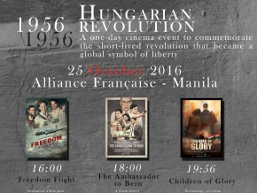 Hungarian Mini Film Festival on Oct 25