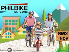 Imagine Biking Heaven: PhilBike Expo 2016