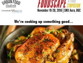 Foodscape: A Food Symposium