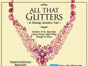 All That Glitters: Shang shines bright with first ever Jewelry Fair