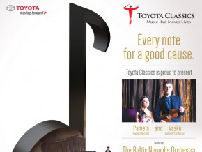 Celebrating 27 years of Music That Moves Lives: Toyota Classics