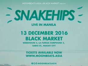 Snakehips LIVE in Manila this December