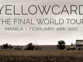 YELLOWCARD: The Final World Tour