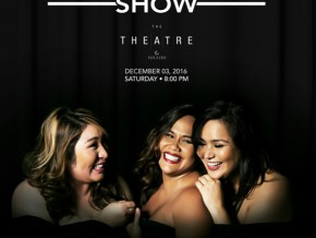 "Finally! Radha, Frenchie and Bituin in ""The Big Big Show"" show"