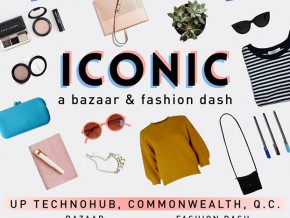 Shop to your heart's content at Iconic's Bazaar and Fashion Dash