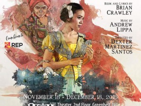 Repertory Philippines' A Little Princess