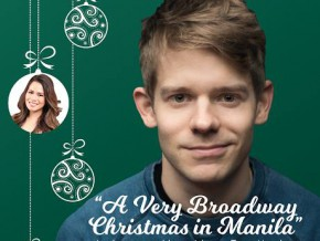 A Very Broadway Christmas in Manila to run on December 11