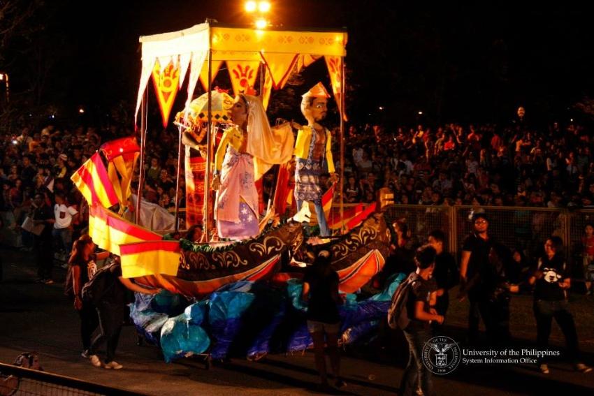 lantern-parade
