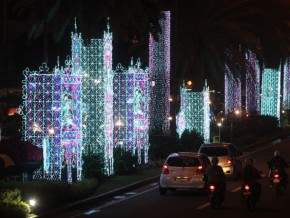 Ayala Triangle Gardens to light up with Festival of Lights