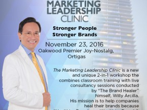 Marketing Leadership Clinic 2016