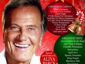 A MERRY CHRISTMAS WITH PAT BOONE, WITH SPECIAL GUEST ALIYA PARCS