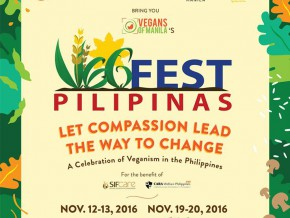 VegFest Pilipinas at Eastwood Central Plaza