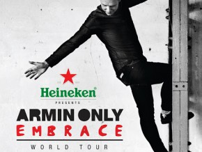 'Armin Only Embrace World Tour' in Manila this November