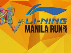 Li-Ning Manila Run 2016