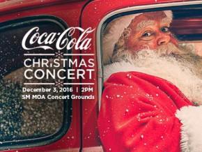 COCA-COLA Christmas Concert