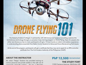 Drone Flying 101
