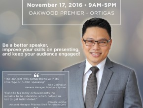 Impact Speaking and Presentation Skills 2016