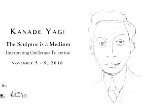 THE SCULPTOR IS A MEDIUM: Interpreting Guillermo Tolentino