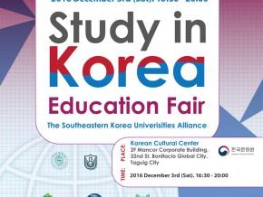 Study in Korea Education Fair