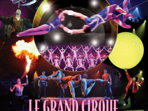 Araneta Center presents 'Le Grand Cirque'