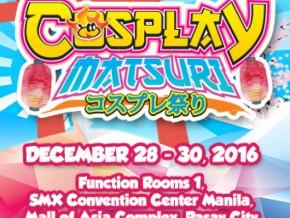 Cosplay Matsuri 2016