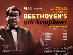 MSO Season Finale: Beethoven's 9th Symphony