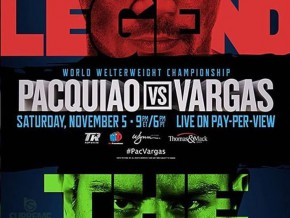 Pacquiao vs. Vargas: World Welterweight Championship
