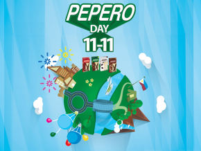 Celebrate Pepero Day 11-11 at the Globe Iconic Store, BGC